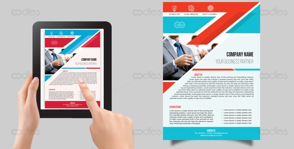Business Flyer Design Templates Oodlesthemes