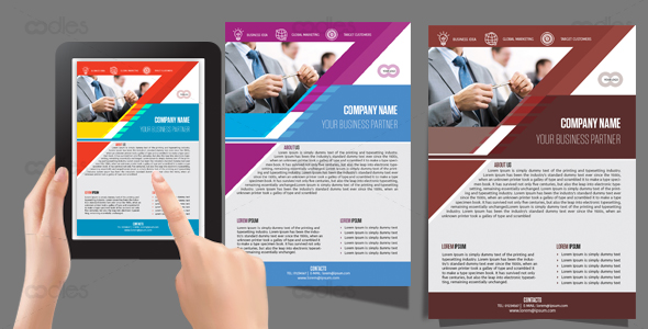 business flyer designs