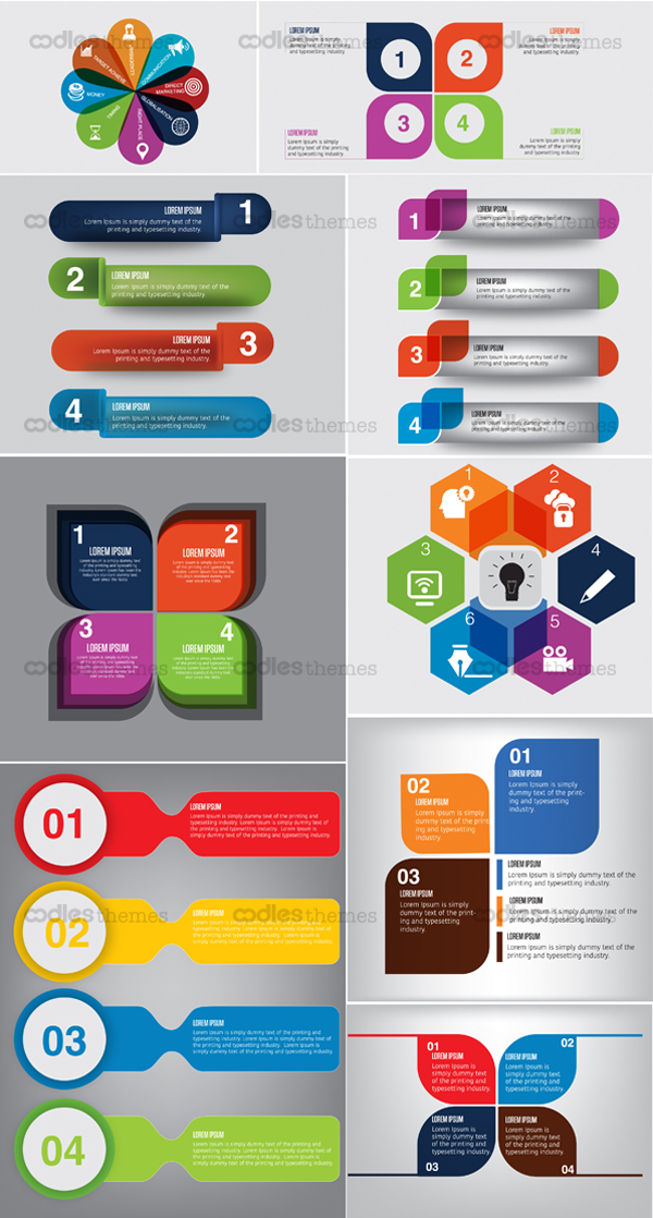 Infographics-business-vector