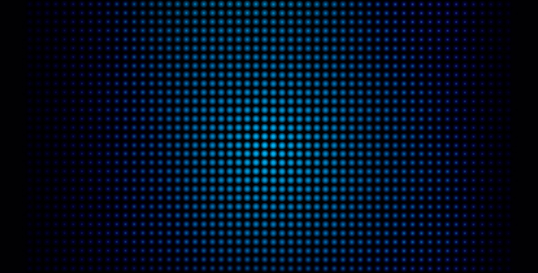 Blue doted background design