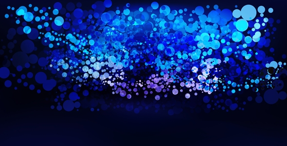 590×300-OO0122334-Blue bubbles-background